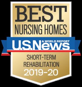 US News Best Nursing Homes - Short-Term Rehabilitation