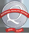 2018 National Health Care Association Quality